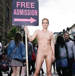 <em>Ursula Martinez: Free Admission</em> (Soho Theatre)