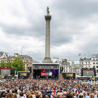 Full list of performers for West End Live confirmed