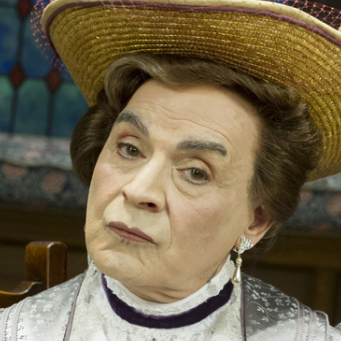 Does Suchet shine in <em>The Importance of Being Earnest</em>?