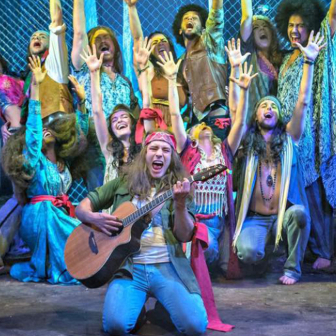 Hair returns to London for 50th anniversary production