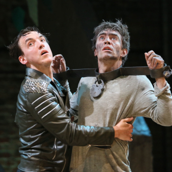 Review: <em>The Two Noble Kinsmen</em> (Swan Theatre, Stratford-upon-Avon)