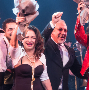 Gloria Estefan musical On Your Feet! is coming to the West End