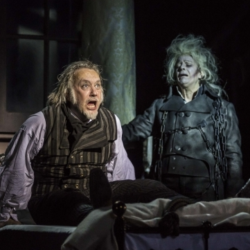 Review: <em>Scrooge the Musical</em> (Leicester Curve)