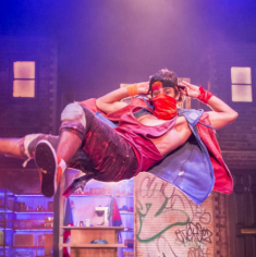 <em>In The Heights</em> extends booking into 2016