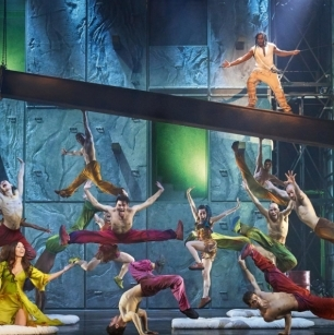 Musical 'spectacular' <em>Notre-Dame de Paris</em> to run at the Coliseum in 2019