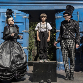 Review: <em>Oliver Twist</em> (Regent's Park Open Air Theatre)