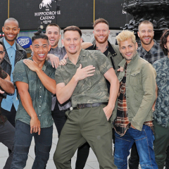 Channing Tatum announces open call for Magic Mike Live auditionees