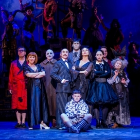 First look at Carrie Hope Fletcher and the cast of <em>The Addams Family</em>