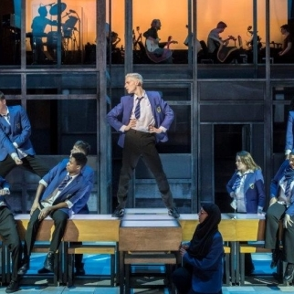 Everybody's Talking About Jamie wins UK Theatre Award