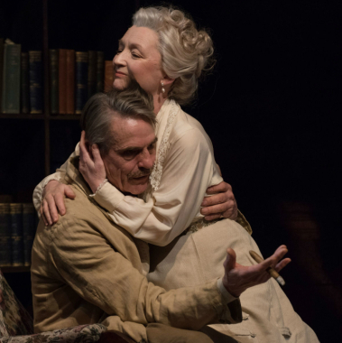 <em>Long Day's Journey into Night</em> transfers to West End with Jeremy Irons and Lesley Manville