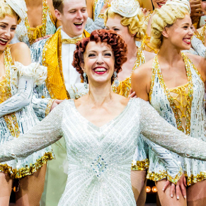 Steph Parry to take over from Lulu in West End 42nd Street