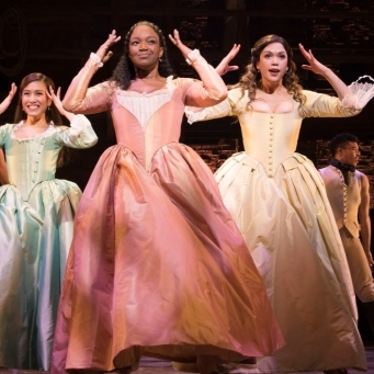 First look at London's <em>Hamilton</em> as show opens in previews