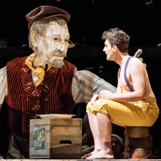 Review: <em>Pinocchio</em> (National Theatre)