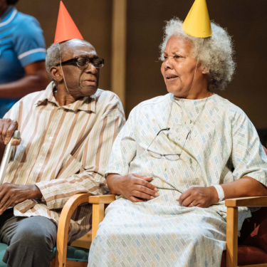 Alan Bennett's <em>Allelujah!</em> at the Bridge Theatre first look photos released