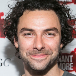 Aidan Turner wins Best West End Debut at the Stage Debut Awards