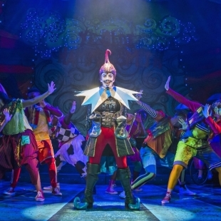 First look at Lyric Hammersmith's <em>Jack and the Beanstalk</em>