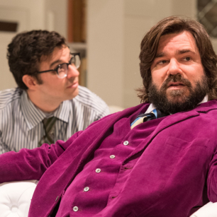 Did <em>The Philanthropist</em> get top marks from the critics?