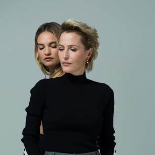 Gillian Anderson and Lily James to star in <em>All About Eve</em> with music from PJ Harvey