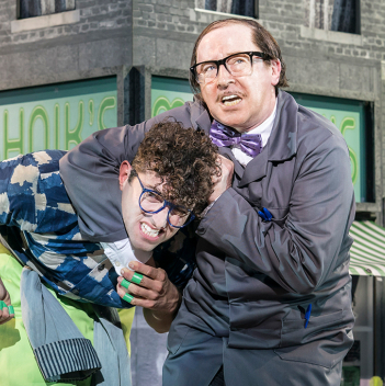 Did the critics give Little Shop the green light?