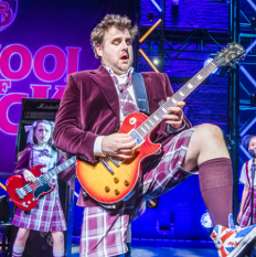 New adult cast announced for <em>School of Rock</em>