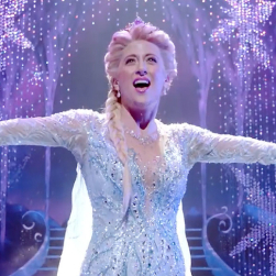 Disney's Frozen releases Broadway trailer