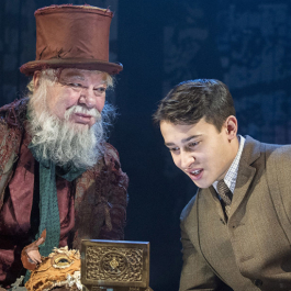 Review: <em>The Box of Delights</em> (Wilton's Music Hall)