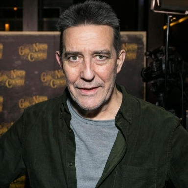Ciarán Hinds: 'If I could change one thing, I wouldn't have played the back end of a cow'