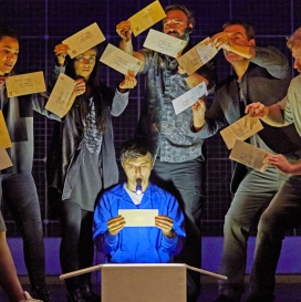 <em>The Curious Incident of the Dog in the Night-Time</em> to return to the West End