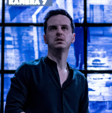 Andrew Scott's <em>Hamlet</em> to be broadcast on BBC Two