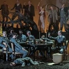 New Rossini staging booed at Royal Opera House