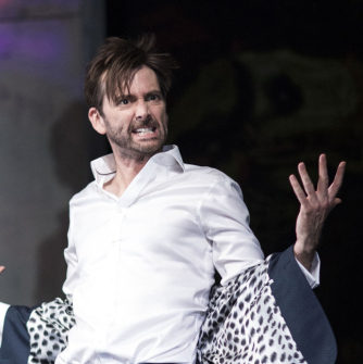 First look at David Tennant and cast of  <em>Don Juan in Soho</em>
