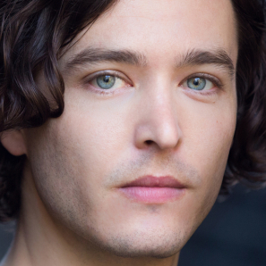 Alexander Vlahos: 'I watch WWE wrestling in my spare time'