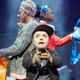 Review: <em>A Pacifist's Guide to the War on Cancer</em> (Dorfman, National Theatre)