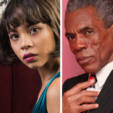 Eva Noblezada and André de Shields to star in Hadestown at the National Theatre