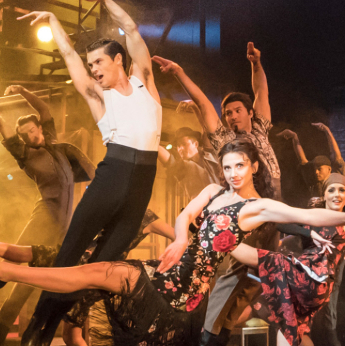 Review: <em>Strictly Ballroom</em> (Piccadilly Theatre)