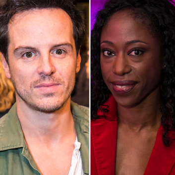 Andrew Scott and Alys, Always adaptation to feature in new Bridge Theatre line-up