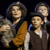 Imelda Staunton's <em>Gypsy</em> DVD dates announced