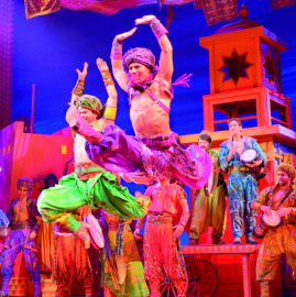 <em>Aladdin</em> extends run into 2017