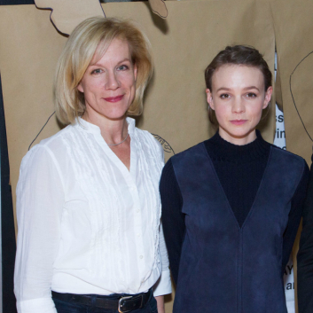 Carey Mulligan and Juliet Stevenson appear at the Young Vic in support of child refugees