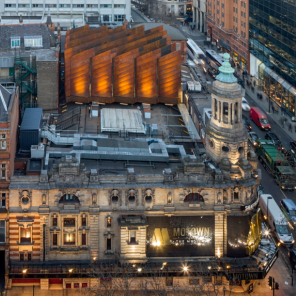 Shaftesbury Theatre West End extension plans approved