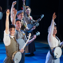 Test your theatre knowledge: musicals by lyrics