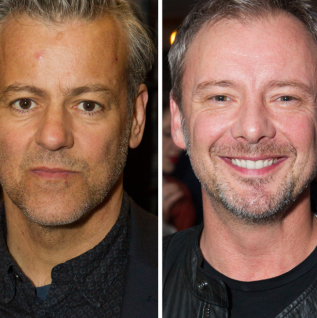 John Simm, Rupert Graves and Maggie Steed join Pinter at the Pinter cast