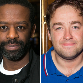 <em>Guys and Dolls</em> at Royal Albert Hall cast to feature Adrian Lester, Jason Manford and Meow Meow