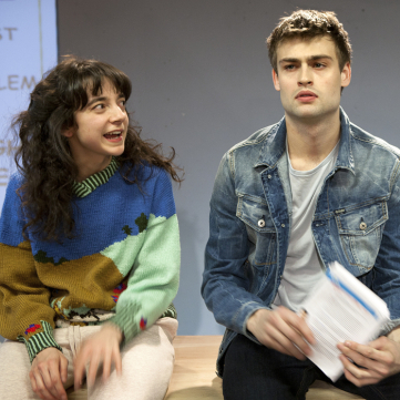 Review: <em>Speech and Debate</em> (Trafalgar Studios 2)