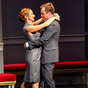 Review: <em>Oslo</em> (National Theatre)