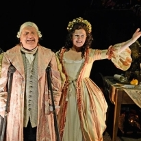 Mr Foote's Other Leg transfers to the West End