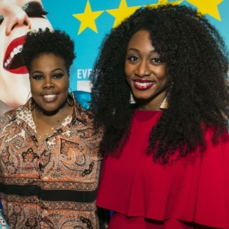 Graham Norton, Amber Riley and Mark Gatiss attend Everybody's Talking About Jamie opening night