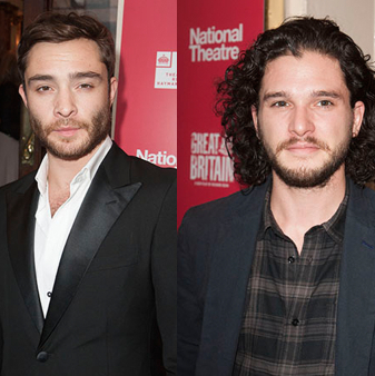 Mark Gatiss, Ed Westwick and Richard E Grant attend Great Britain opening night - Photos - 29 Sep 2014