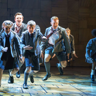 Matilda extends in the West End, moves to 7pm weekday start time