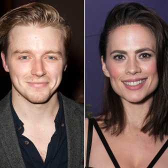 Hayley Atwell and Jack Lowden to star in Measure for Measure as Donmar Warehouse announces new productions